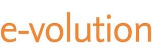 Logo e-volution 300x111px