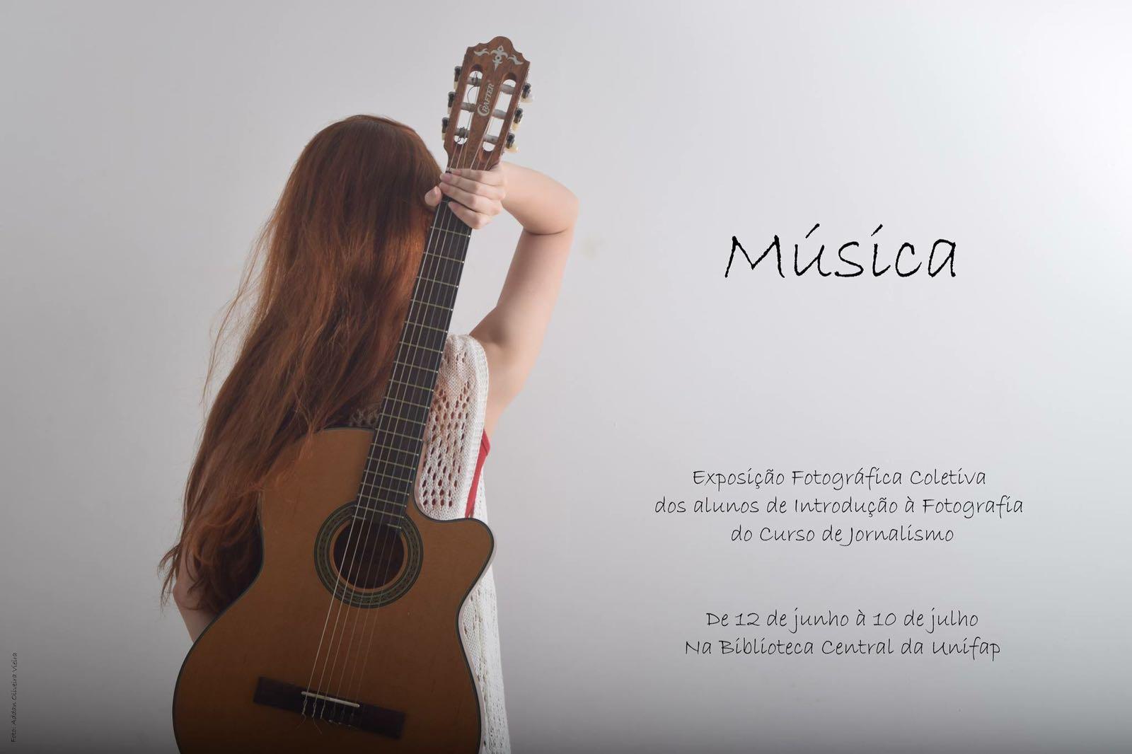 exposição- alunos de jornalismo- professora Luciana Macedo