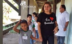 Prof EduardoCampos e alunos da