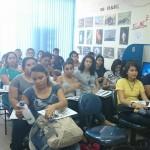 Capacitação dos participantes da Feira de Ciências do curso de ciências biologicas da Unifap