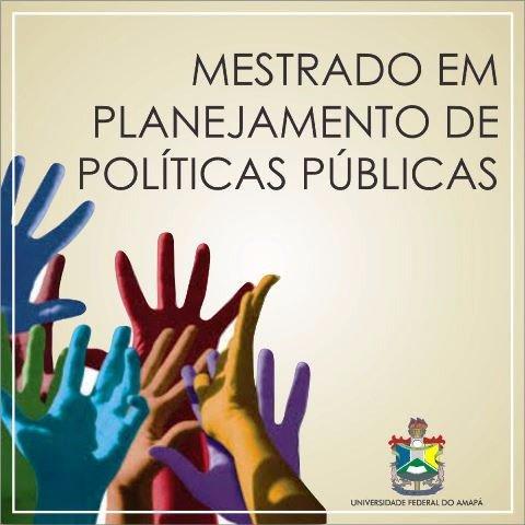 mestrado em planejamento e políticas públicas