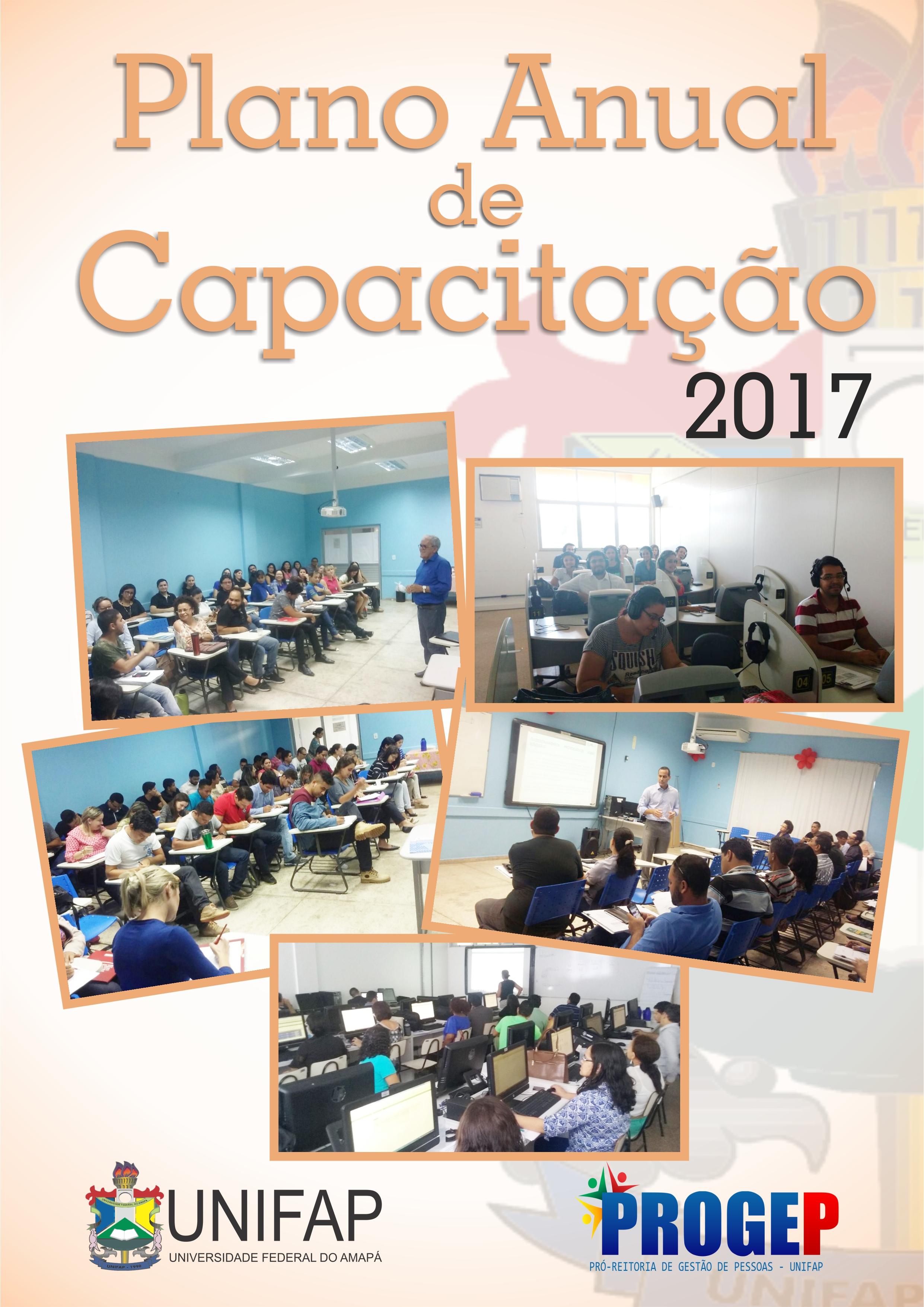 PLANO ANUAL DE CAPACITAÇÃO - 2017