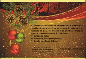 cantata natal 2018