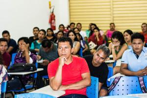 Participantes da Palestra