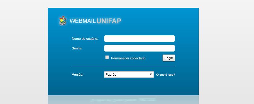 RECADASTRAMENTO DE E-MAILS DE UNIDADES/PROJETOS
