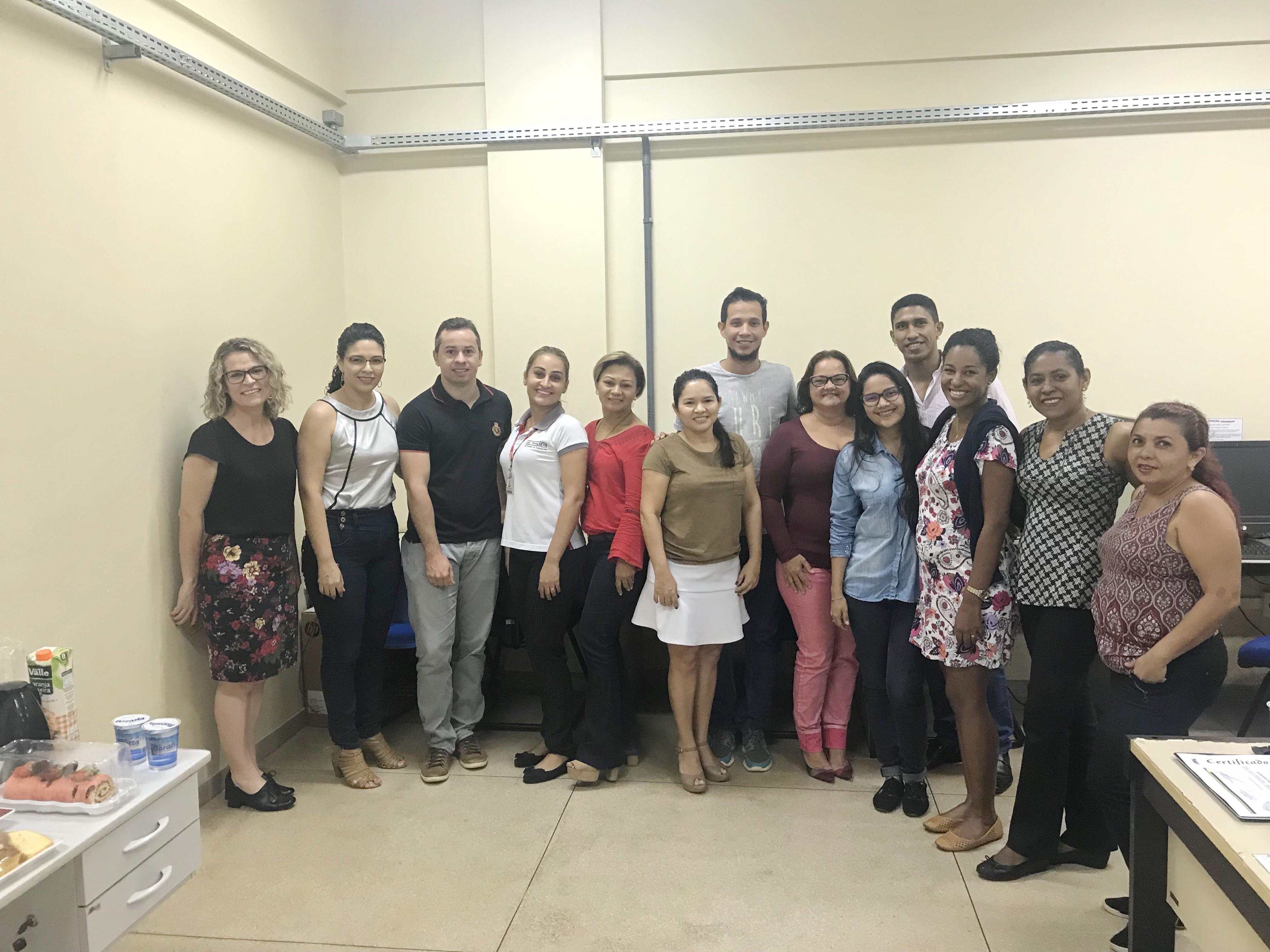 NTI PROMOVE TREINAMENTO DO MÓDULO SIGAA/BIBLIOTECA