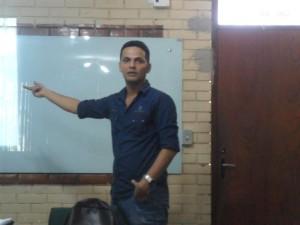 Professor Anderson Monteiro