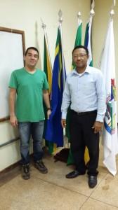 Professor Dinaldo Barbosa da Silva Júnior