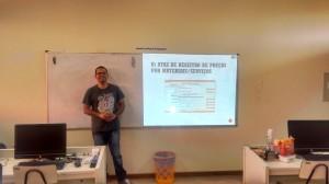 Instrutor Augusto Costa
