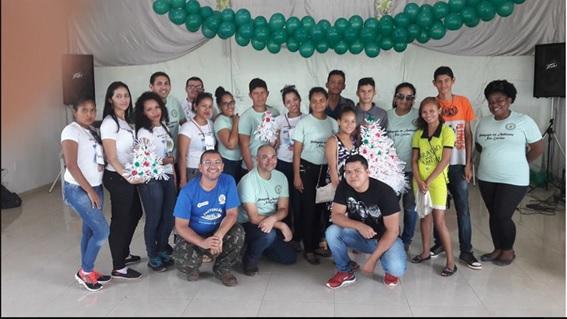 Grupo de Acadêmicos, Prof. Dr. Ademar Alves dos Santos, Participantes e Parceiros