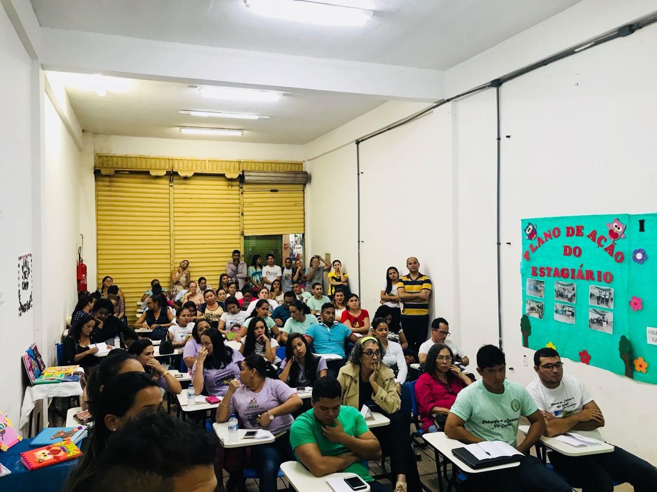 I Seminário de Estágio Supervisionado do Curso de Pedagogia