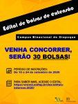 EDITAL Nº 04/2020 – DEX/PROEAC – PROGRAMA INSTITUCIONAL DE BOLSAS DE EXTENSÃO DA UNIVERSIDADE FEDERAL DO AMAPÁ