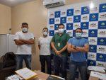 Direção e coordenação do curso de Bacharelado em Enfermagem do Campus Oiapoque realizam visita a Direção do Hospital Estadual de Oiapoque
