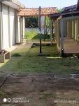 A Secretaria Municipal de Meio Ambiente (SEMMAM) articula a realização de serviços de roçagem nas dependências Campus Binacional de Oiapoque (UNIFAP)