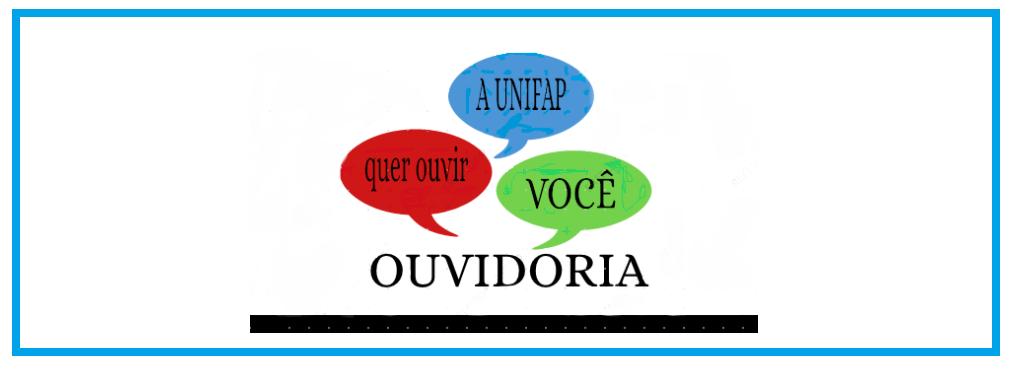 A Ouvidoria da UNIFAP está à disposição de toda a comunidade acadêmica