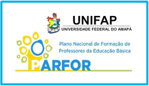 Logo Parfor Unifap