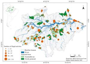 Mapa E Kauano PeerJ