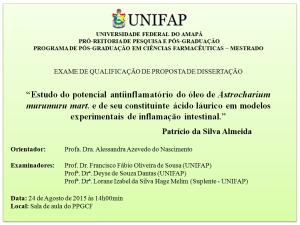 Qualificação - 2015-08-24 - Patrício da Silva Almeida
