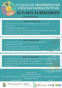 IV Ciclo de Seminários PPGIF e PPGCF