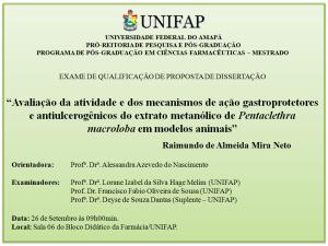 2016-09-26 09h00 - Qualificação - Raimundo de Almeida Mira Neto