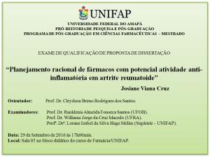 2016-09-29 17h00 - Qualificação - Josiane Viana Cruz