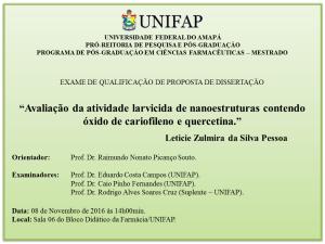 2016-11-08 14h00 - Qualificacao - Leticie Zulmira da Silva Pessoa