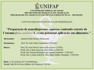 Defesa de Dissertacao - 2017-04-27 14h00 - Antonio Paulo Ribeiro Bitencourt