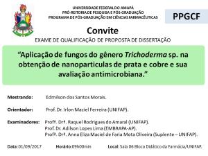 2017-09-01 09h00 - Exame de Qualificação - Edmilson dos Santos Morais