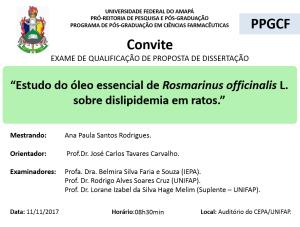 QUALIFICAÇÃO MESTRADO - ANA PAULA 11-11-2017