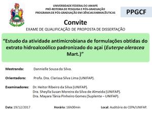 2017-12-19 16h00 - Convite Exame de Qualificação - Dannielle Sousa da Silva