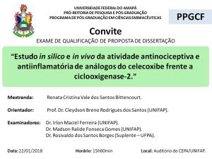2018-01-22 15h00 - Convite Exame de Qualificação - Renata Cristina Vale dos Santos Bittencourt