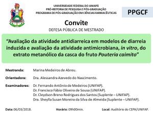 DEFESA DE DISSERTAÇÃO - 2018-03-06 09h00 - MARINA MEDEIROS DE ABREU