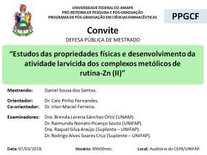 DEFESA DE DISSERTAÇÃO - 2018-03-07 09h00 - DANIEL SOUSA DOS SANTOS