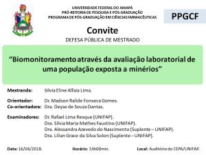 DEFESA DE DISSERTAÇÃO - 2018-04-16 14h00 - SILVIA ELINE ALFAIA LIMA