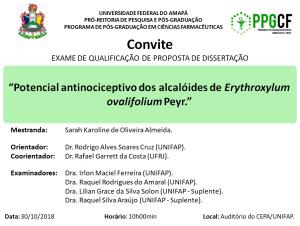 2018-10-30 10h00 - Convite Exame de Qualificacao - Sarah Karoline de Oliveira Almeida