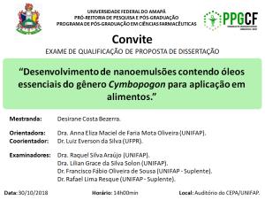 2018-10-30 14h00 - Convite Exame de Qualificacao - Desirane Costa Bezerra