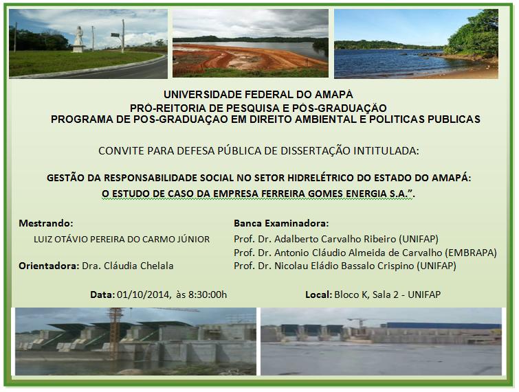 Convite Discente Luiz Otávio