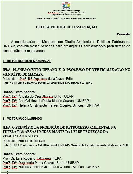 convite unifap