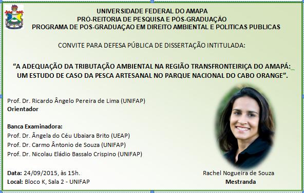 Convite Raquel