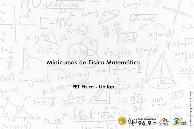 Projeto PET Física da Unifap realizará minicursos de Física Matemática