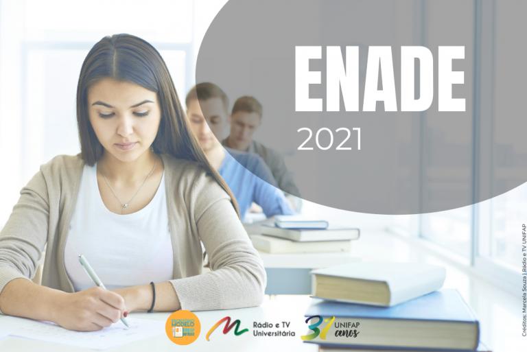 Inep divulga edital do Enade 2021