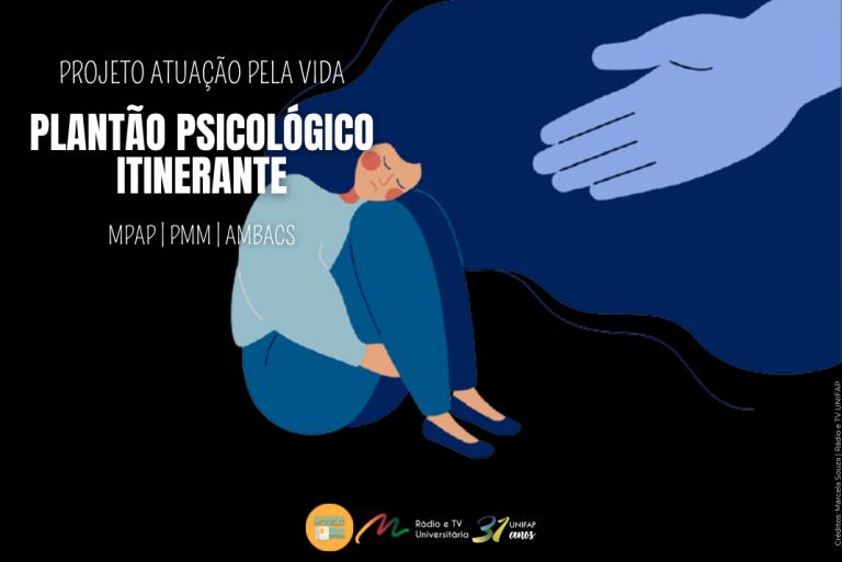 AMBACS realiza Escuta Psicológica Intinerante neste sábado